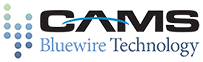 CAMS Bluewire Logo